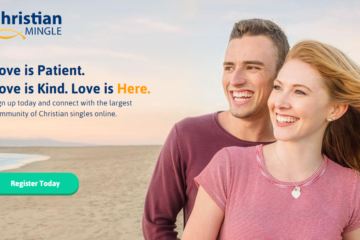 ChristianMingle dating site review