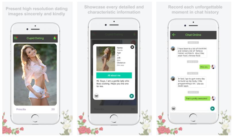 Cupid Mobile App