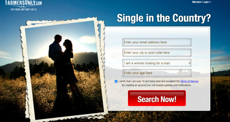FarmersOnly dating site review