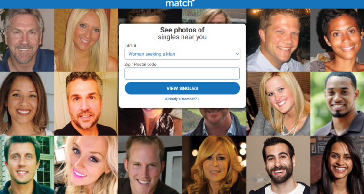 Match dating site review
