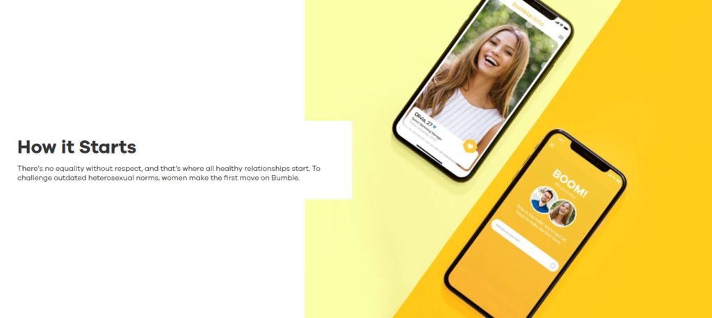 Bumble Mobile App