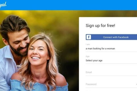 cupid dating site review