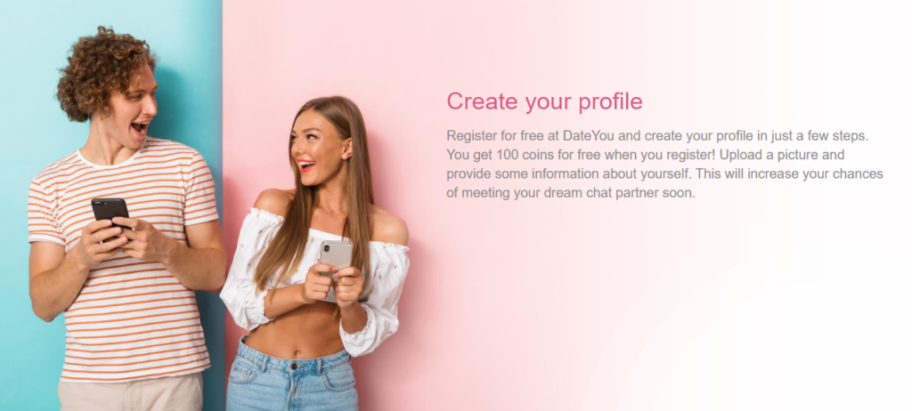 How Does DateYou Work