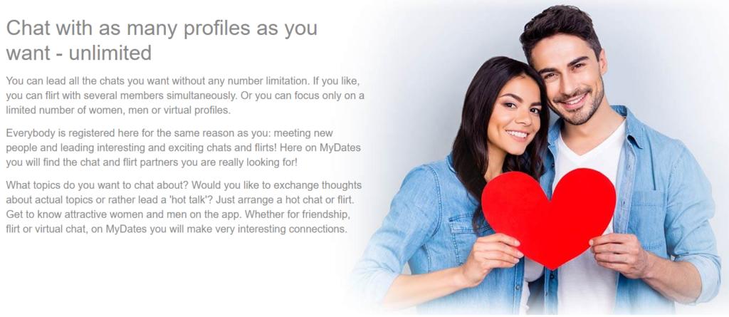 MyDates Messaging System