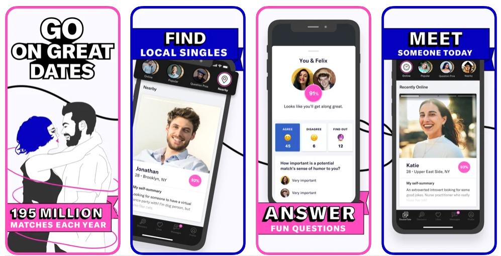OkCupid Mobile App