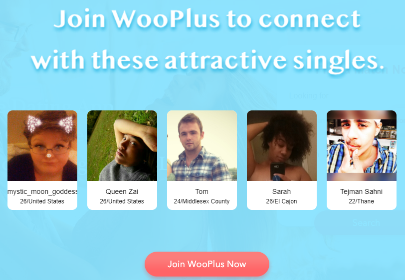 How Does WooPlus dating site Work