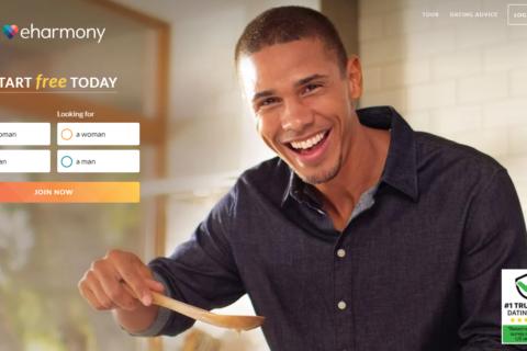 eharmony dating site review