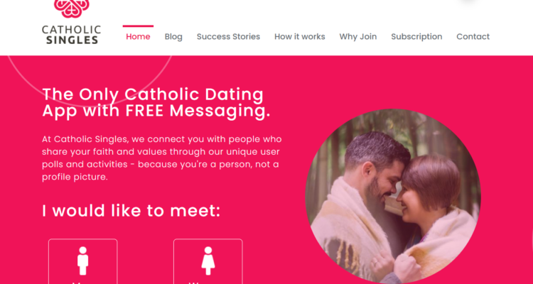 CatholicMingle review