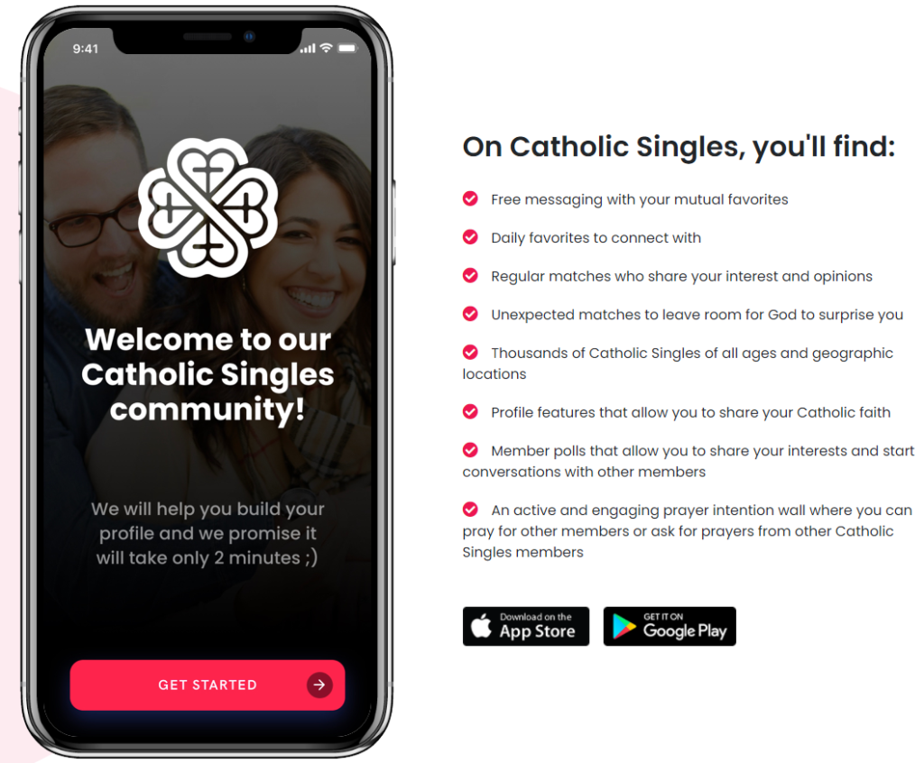 CatholicMingle dating site review
