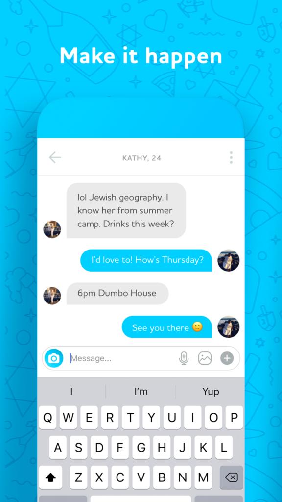 JSwipe Messaging System