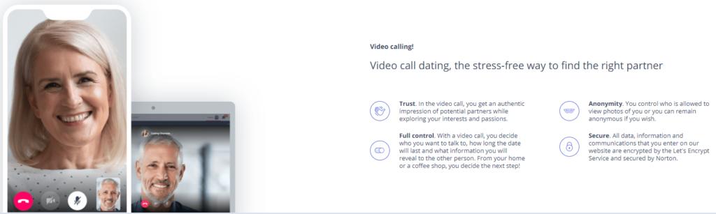 TrueLifePartner video calling